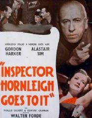 Inspector Hornleigh Goes to it 1941 DVD - Gordon Harker / Alastair Sim